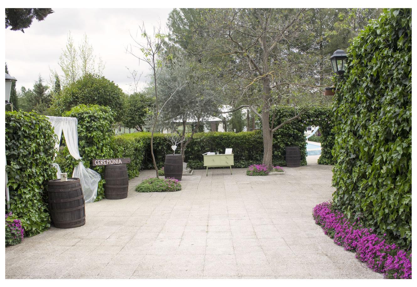 Fincas para bodas en madrid catering luc a joaqu n - Vivero aranjuez ...