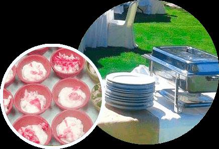 Bodas buffet Madrid